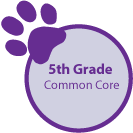5th Grade Common Core quizzes