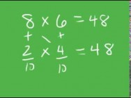 Multiplying 5, 6, 7, 8, and 9's – A different approach!